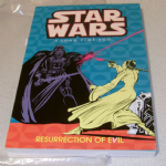 STAR WARS A LONG TIME AGO RESURRECTION OF EVIL NUMBER 3 GRAPHIC NOVEL